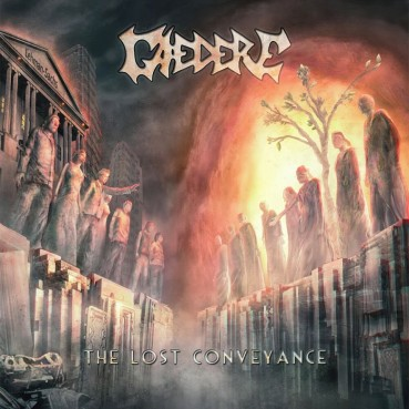 Caedere   The Lost Conveyance (album review) ★★★★☆