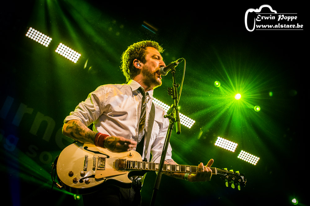 Frank Turner&The Sleeping Souls@Groezrock 2016