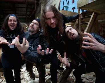 Dutch Heavy Music Quiz 2016 – Municipal Waste
