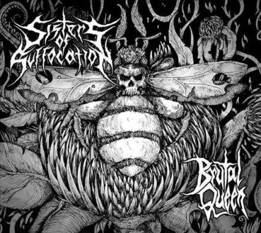 Sisters Of Suffocation – Brutal Queen (EP review) ★★★★☆