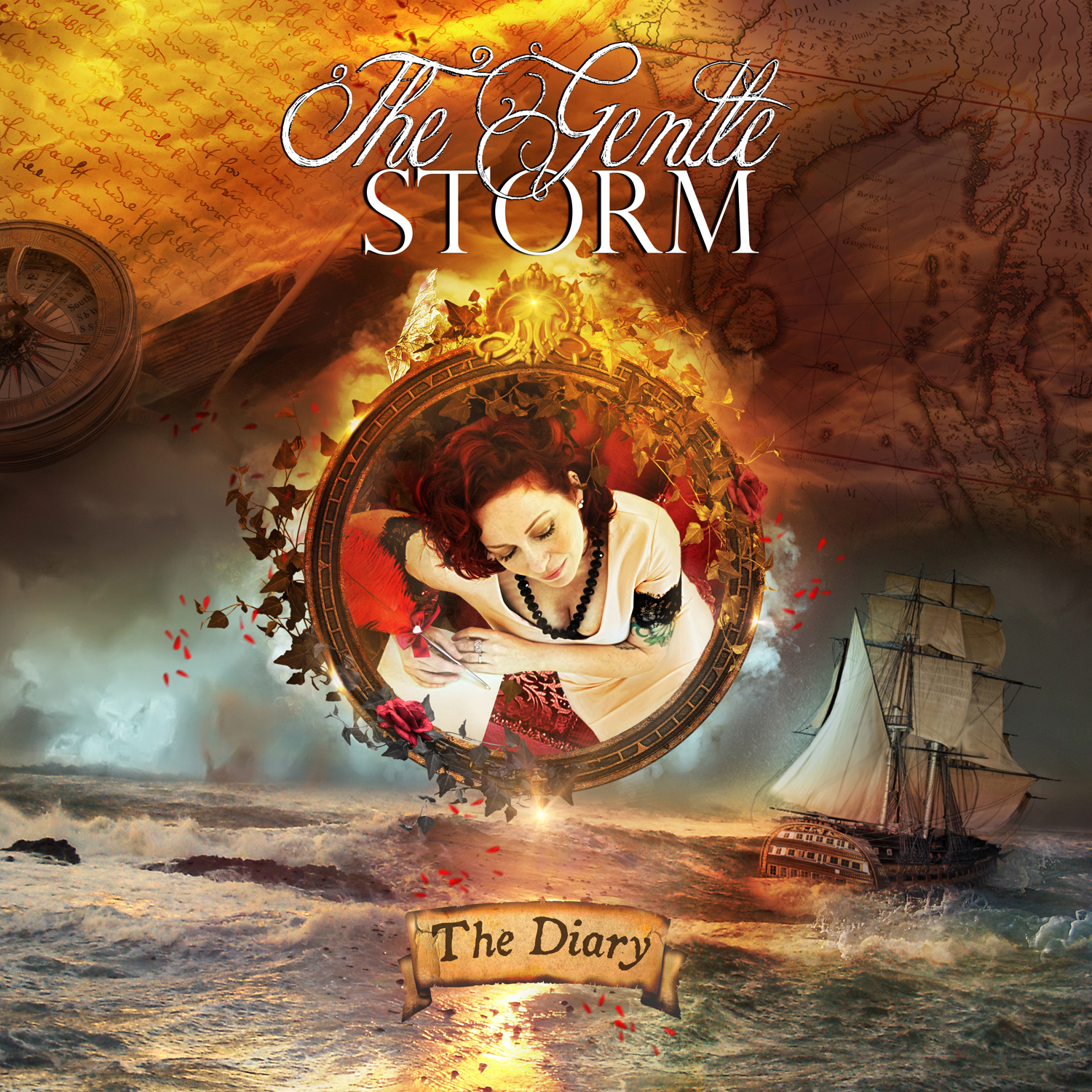 The Gentle Storm | The Diary (album review) ★★★★★