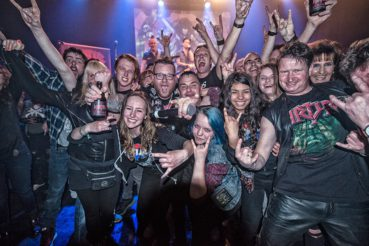 Martyr – 'You Are Next' release party (live videos)