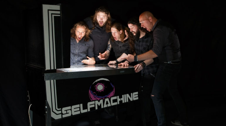 Selfmachine – Against The Flow (official lyric video)