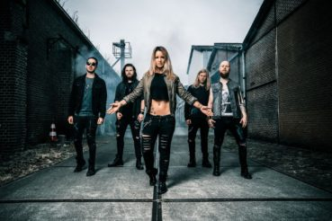 The Charm The Fury sign contract with Nuclear Blast/Arising Empire