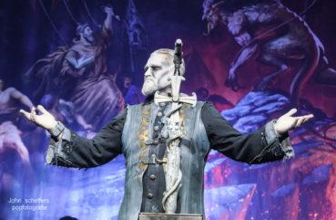 Powerwolf + Gloryhammer – 013, Tilburg (concert review)