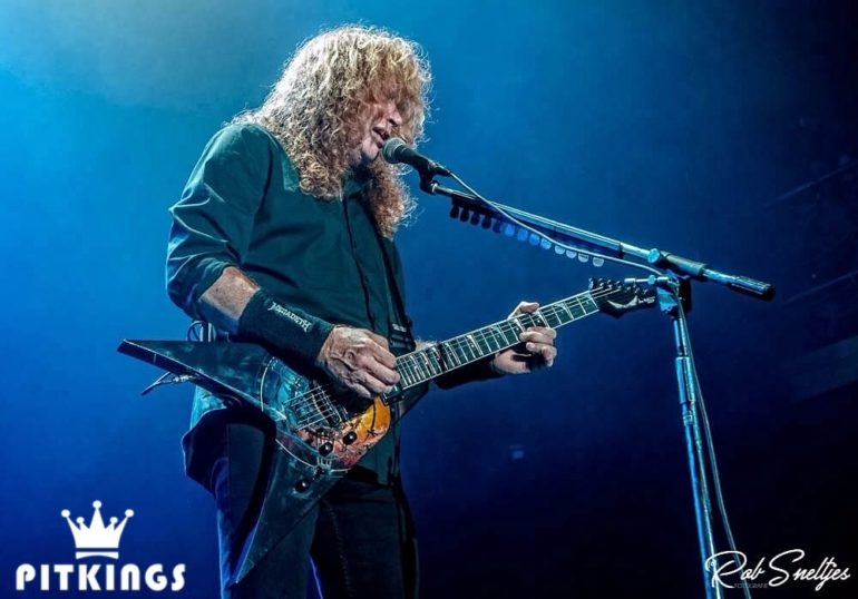 Megadeth – 013, Tilburg (concert review)