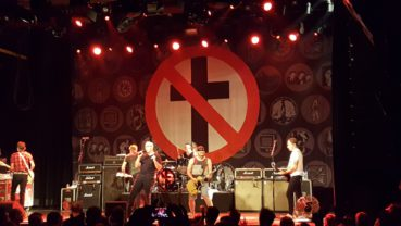 Bad Religion + Note To Amy – Melkweg, Amsterdam (concert review)