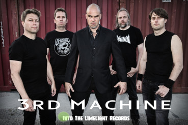3rd Machine – Quantified Self (lyric video)