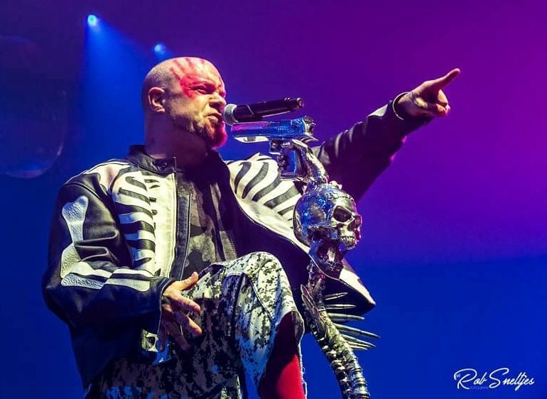 Five Finger Death Punch + In Flames – AFAS Live, Amsterdam (concert review)