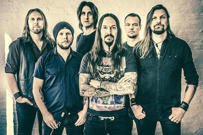 Amorphis ft. Anneke van Giersbergen – Amongst Stars (official video)