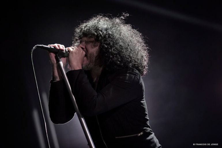 At The Drive-In + Death From Above – 013, Tilburg (concert pics)