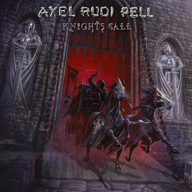 Axel Rudi Pell – Knights Call (album review) ★★★★☆