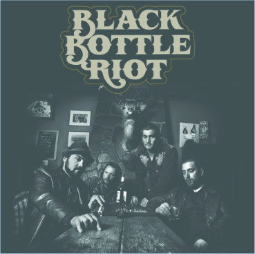 Black Bottle Riot   Bright Light City (official video)