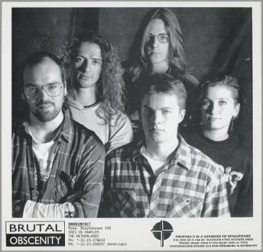 Brutal Obscenity | It's Because Of The Birds And The Flowers (full album)