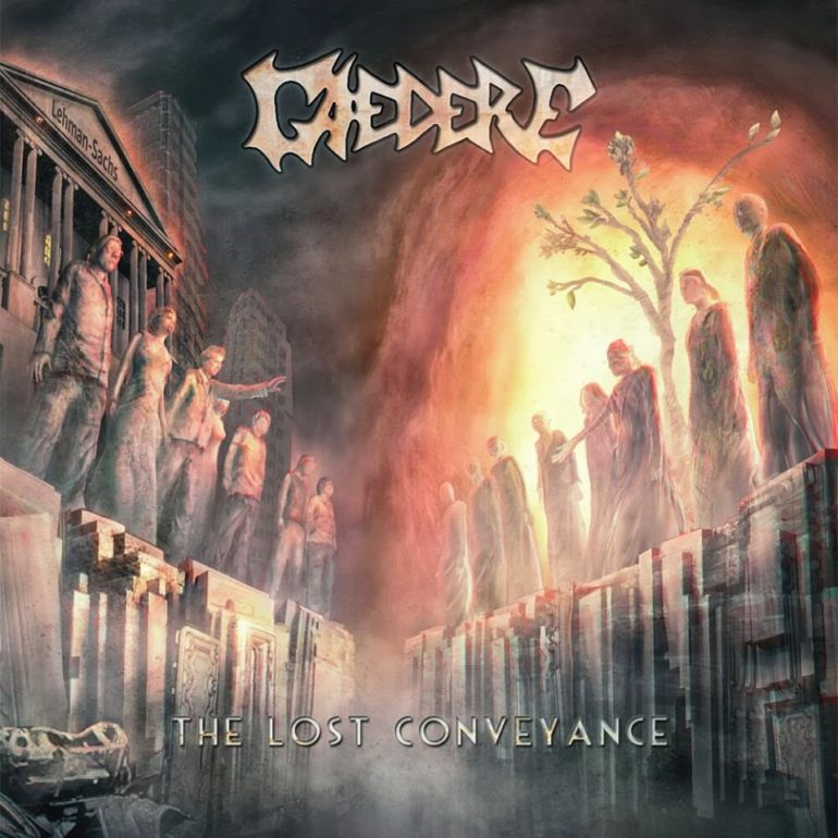Caedere | The Lost Conveyance (album review) ★★★★☆