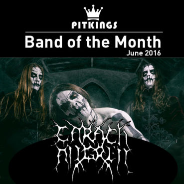 Band of the Month: Carach Angren (June 2016)