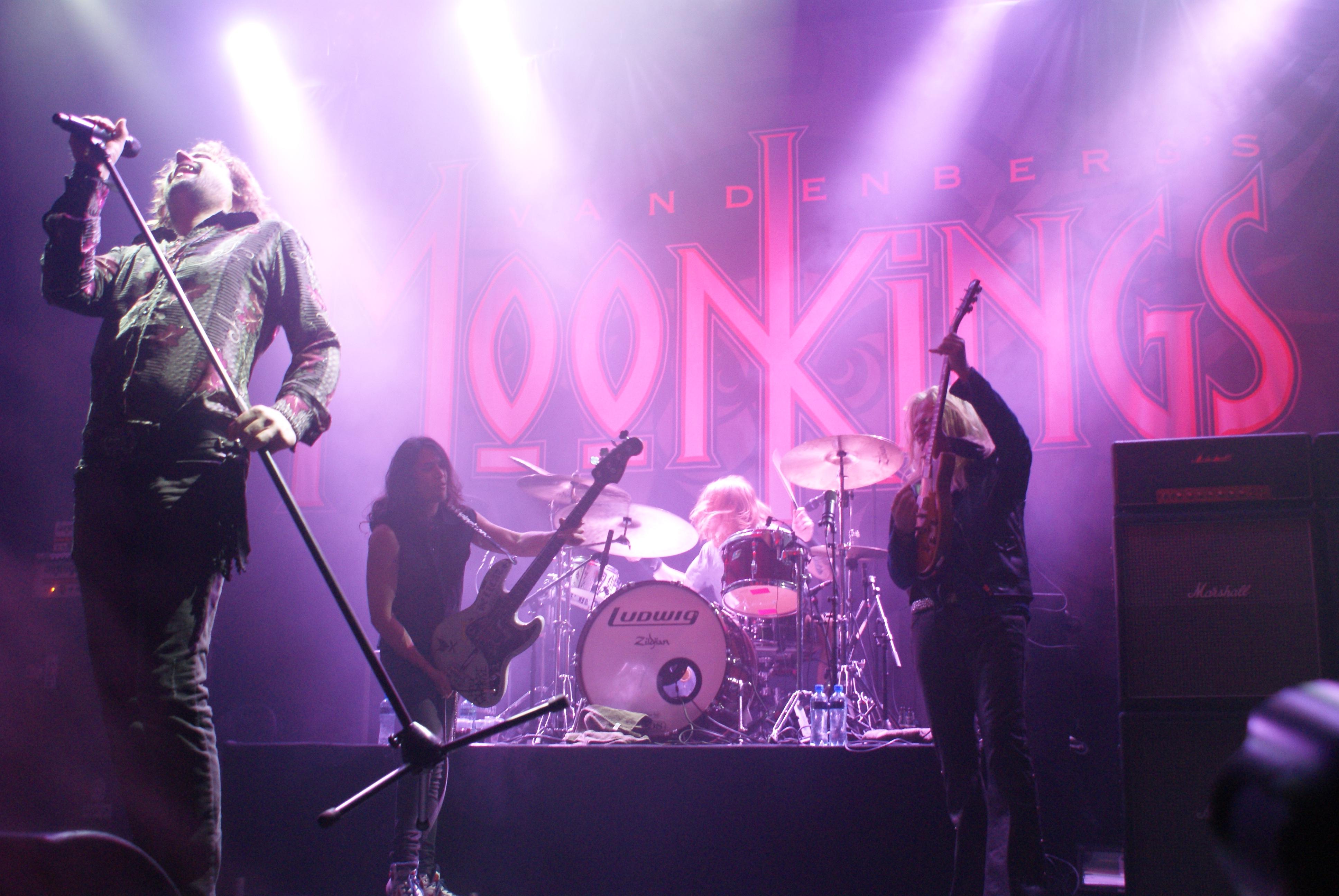Vandenberg's MoonKings | Patronaat, Haarlem (concert review)