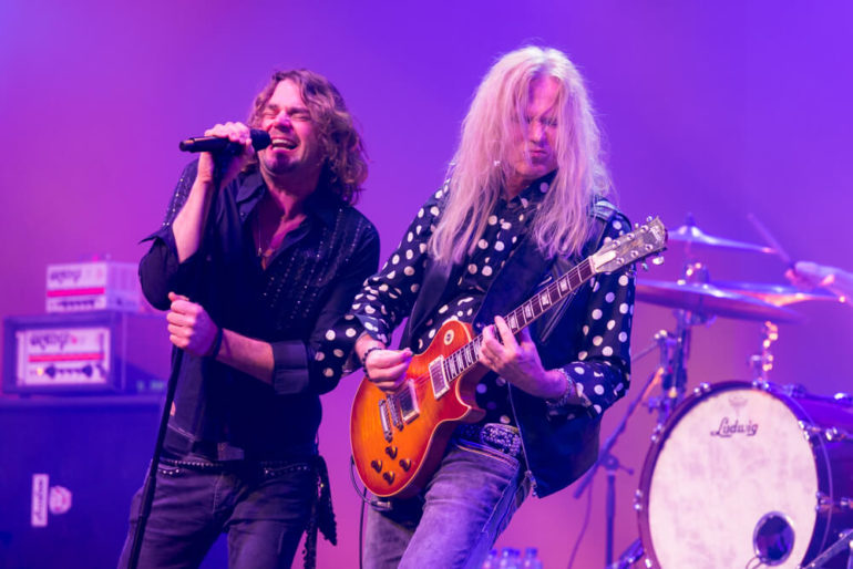 Vandenberg's MoonKings – Doornroosje, Nijmegen (concert review)