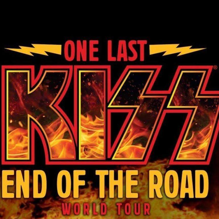 KISS announce farewell tour 2019