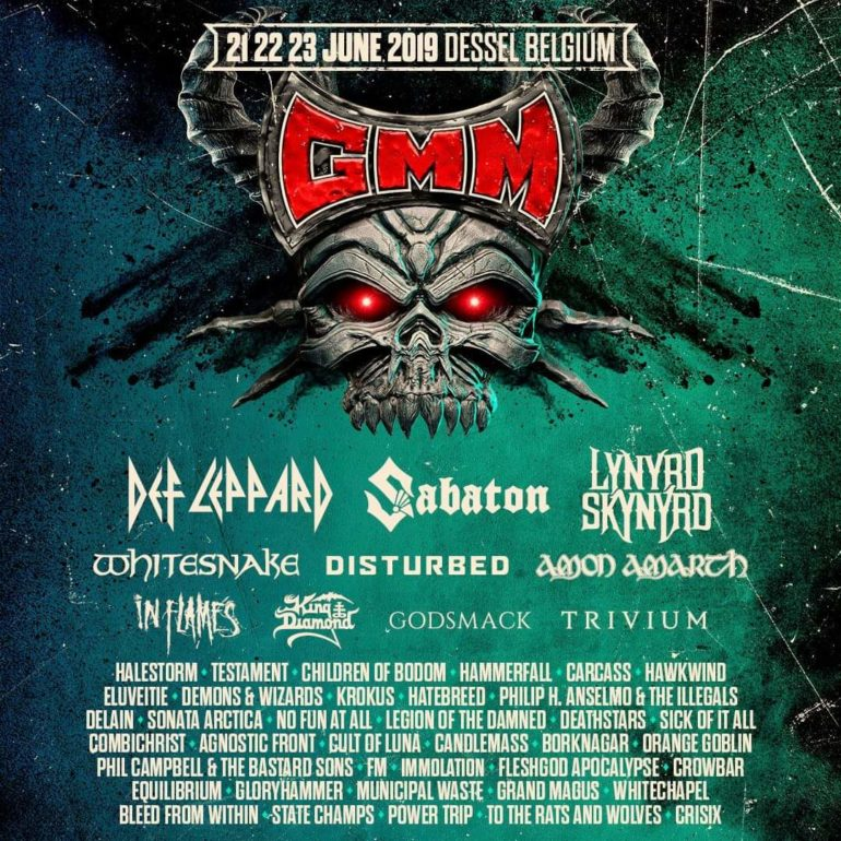 Graspop 2019 announce 48 new names!
