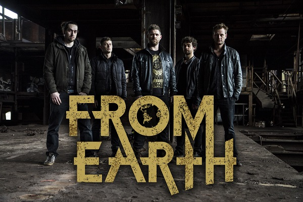 From Earth   Dark Waves (preview video)