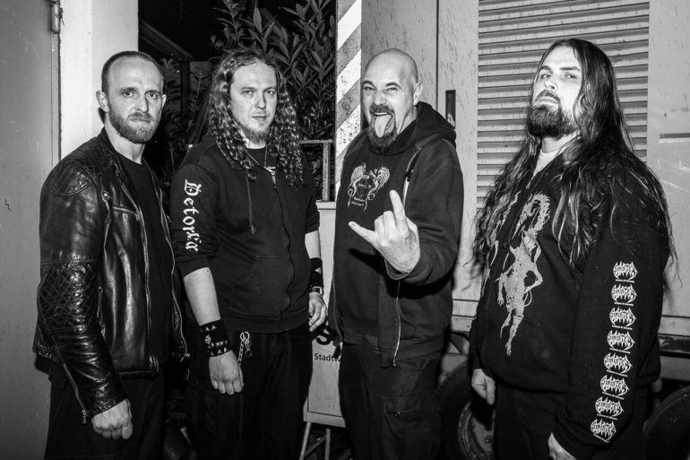 "Interview with God Dethroned: ""We wanna make an album that's mind blowing!"""