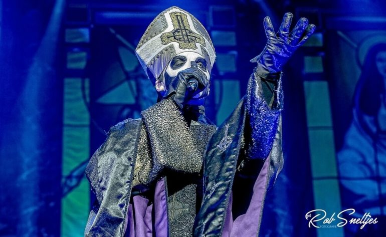 Ghost – AFAS Live, Amsterdam (concert review)