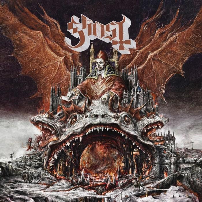 Ghost – Prequelle (album review) ★★★☆☆