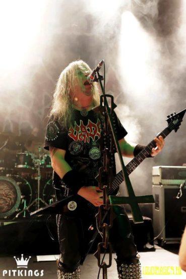 Vader + Entombed A.D. + Hellavista + Inferum – Gigant, Apeldoorn (concert review)