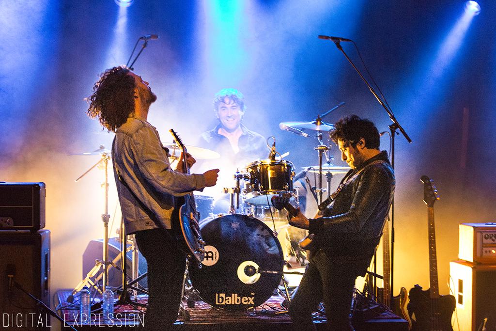 Gingerpig | Mezz, Breda (concert review)