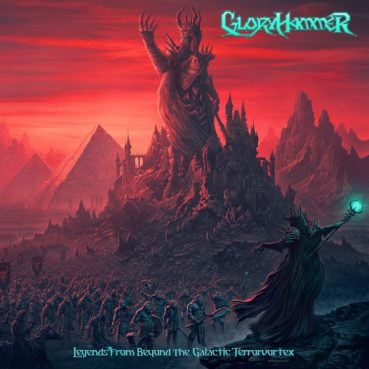 Gloryhammer – Legends from Beyond the Galactic Terrorvortex (album review) ★★★☆☆
