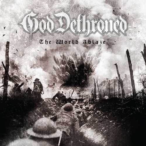 God Dethroned releases first video 'On The Wrong Side Of The Wire' of new album 'The World Ablaze'
