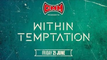Within Temptation first headliner Graspop 2019