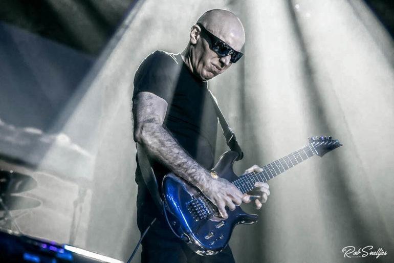 G3 Tour 2018: Satriani, Petrucci & Roth – Klokgebouw, Eindhoven (concert review)