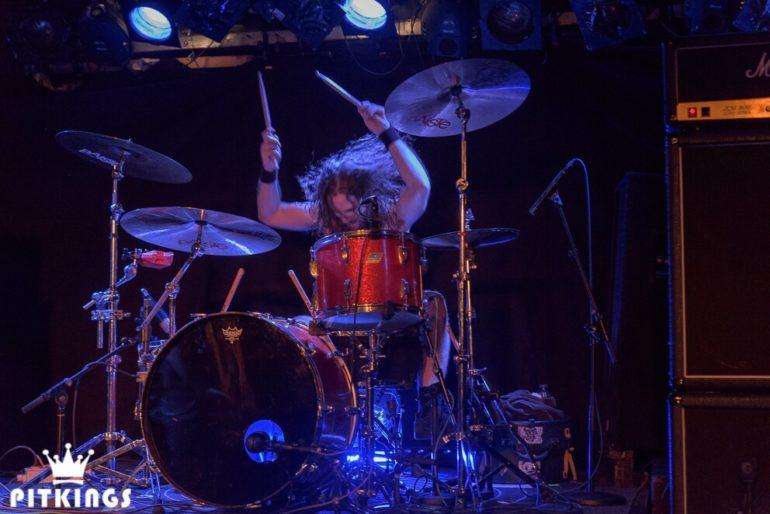Karma To Burn + OneGodLess – Baroeg, Rotterdam (concert pics)
