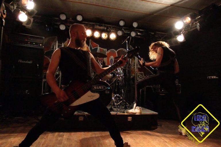 Distillator + Grim Ordeal + more | Kiehool, Bergum (concert review)