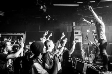 Orange Goblin + Komatsu – Vera, Groningen (concert pics)