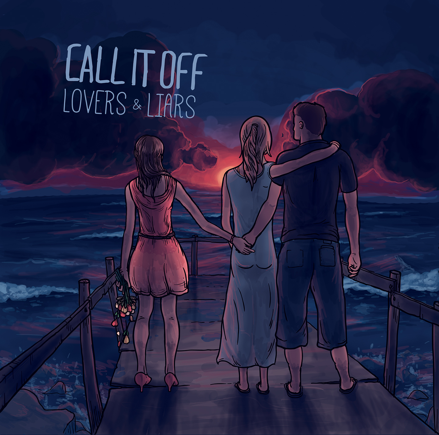 Call It Off | Lovers & Liars (album review) ★★★★☆