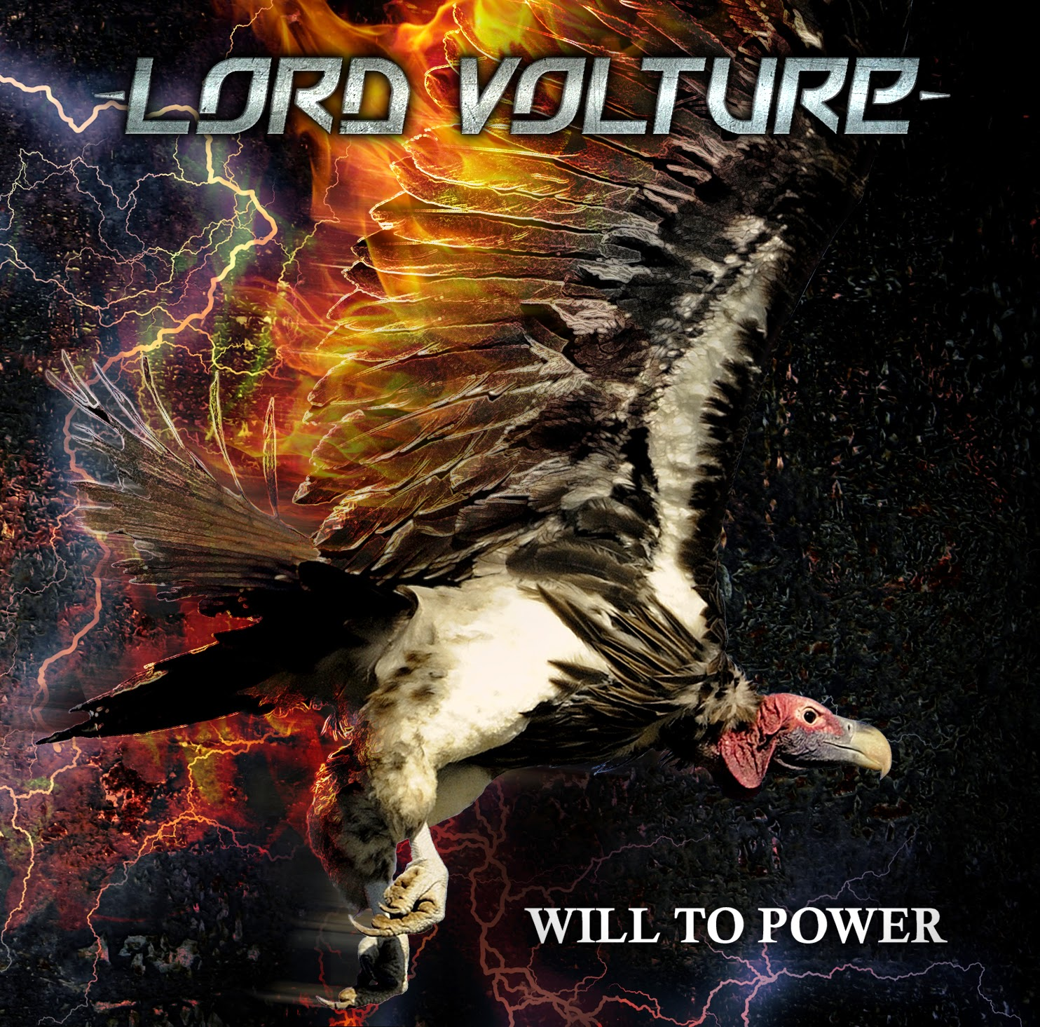 Lord Volture | Taklamakan (new song)