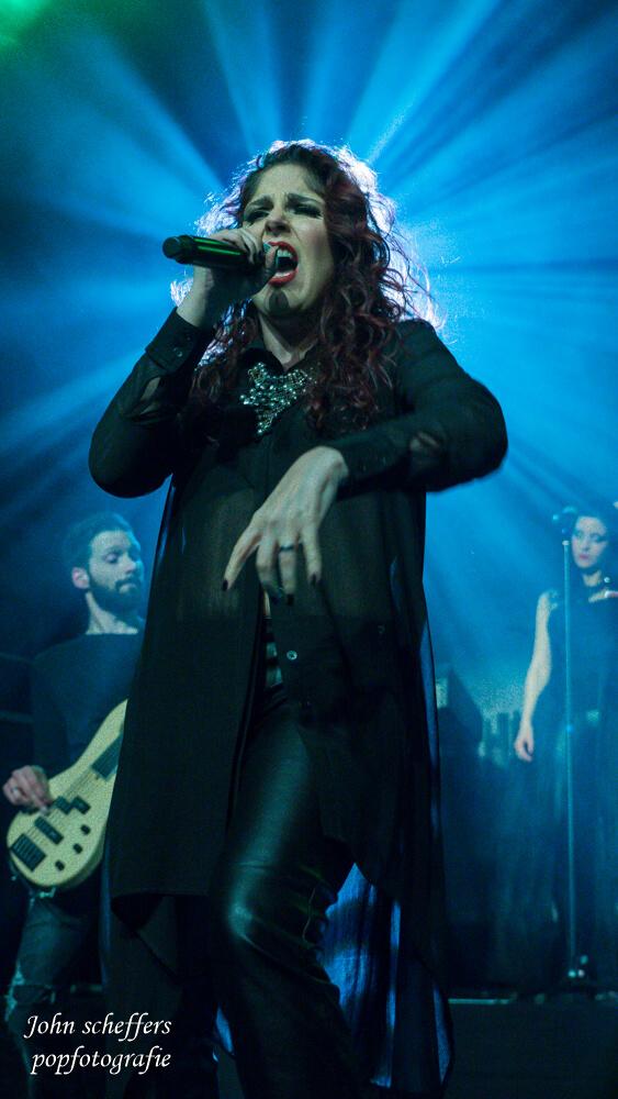 MaYaN + Shadowrise – 013, Tilburg (concert pics)