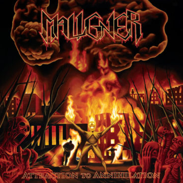 Maligner – Attraction To Annihilation (album review) ★★★★☆