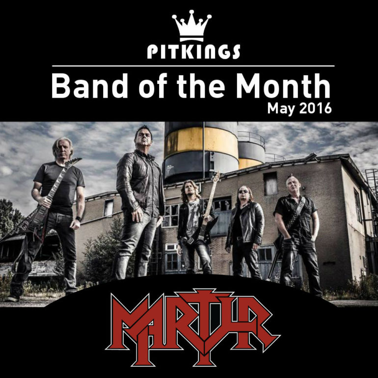 Band of the Month: Martyr (May 2016)