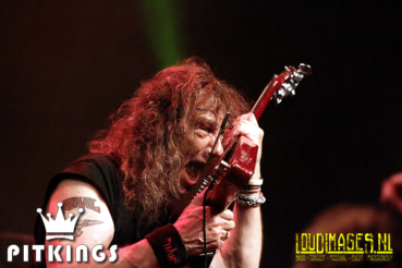 Anvil – Metropool, Hengelo (concert review)