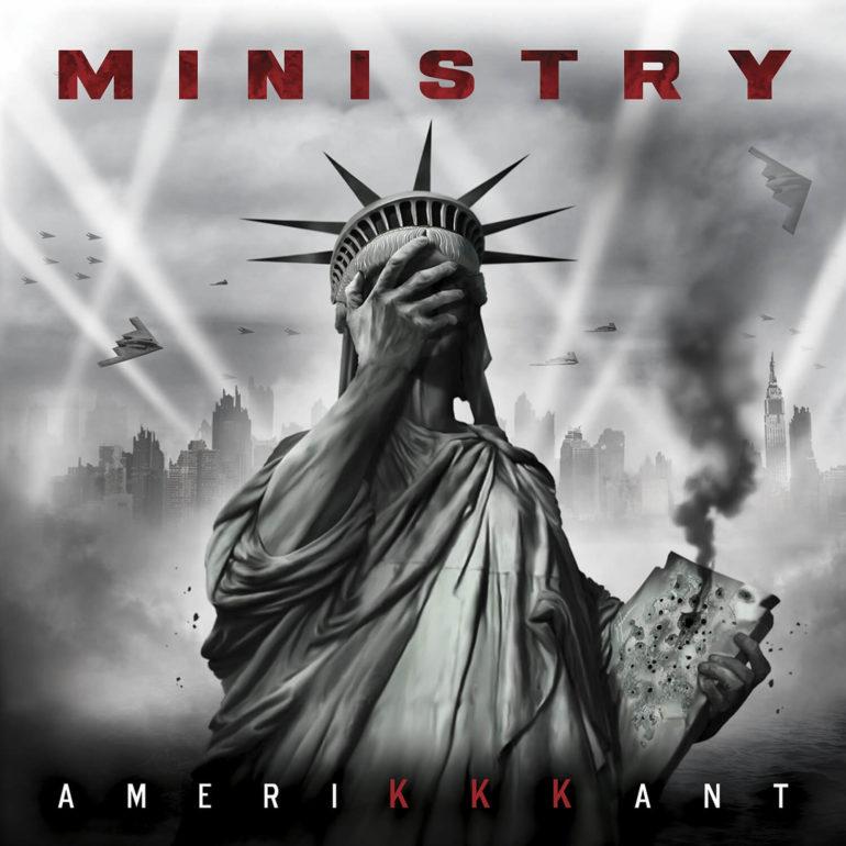 Ministry – AmeriKKKant (album review) ★★★★★