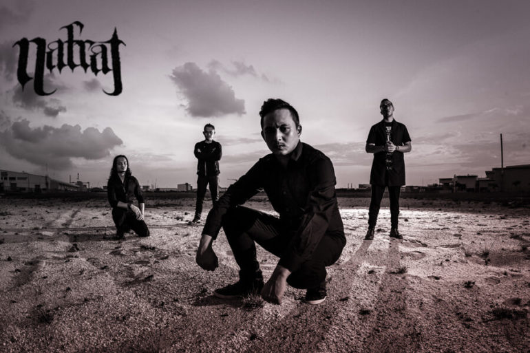 Death metal from Singapore? Please welcome Nafrat.
