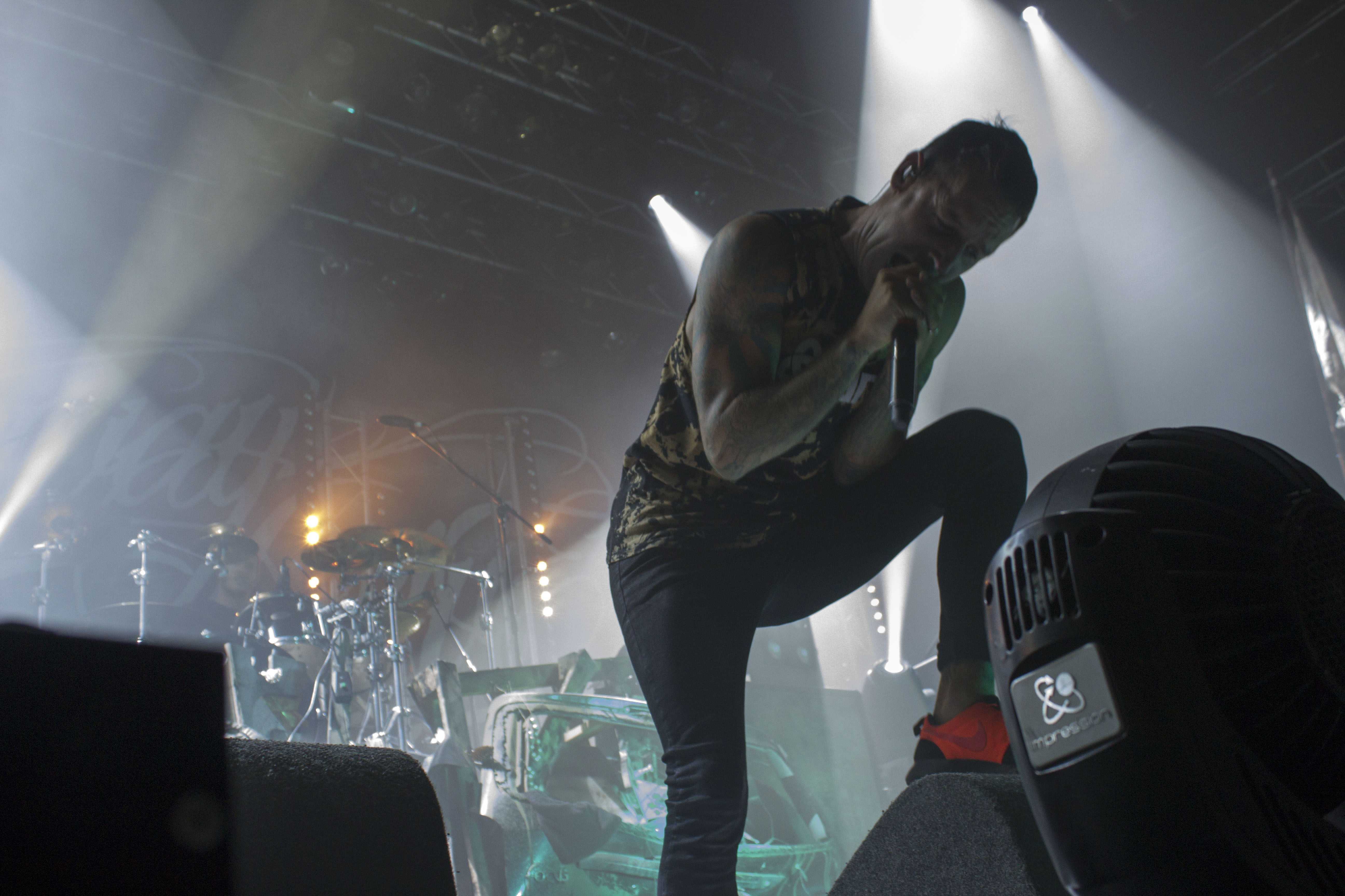 Parkway Drive | 013, Tilburg (concert review)