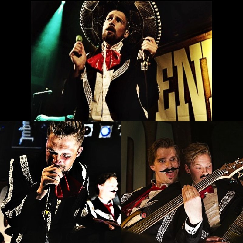 Pene Corrida + The Mad Baron | Extase, Tilburg (concert review)