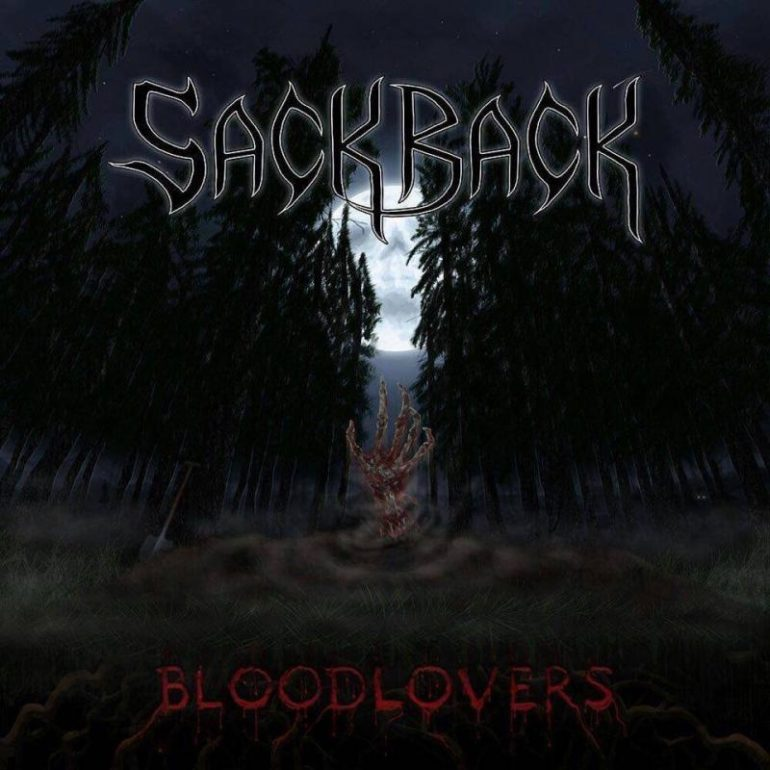 Sackback- Bloodlovers (album review) ★★☆☆☆