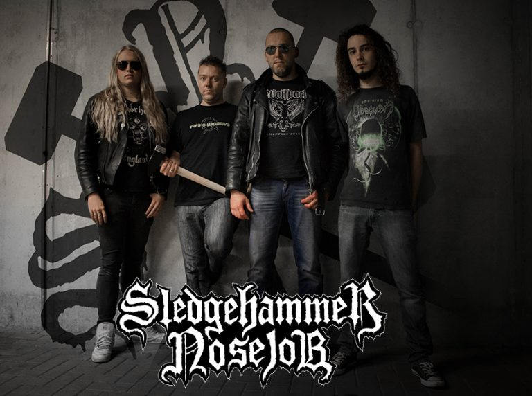 Sledgehammer Nosejob – Crashing (official video)