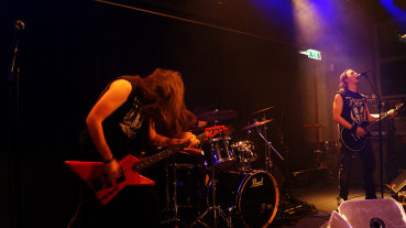 Thrashbangers Night | Mezz, Breda (concert review)